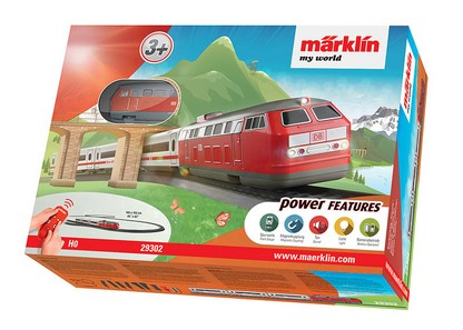 "29302 Märklin my world - Startpackung ""Intercity""."