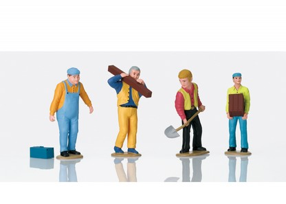 LGB 53005 Figuren-Set Arbeiter
