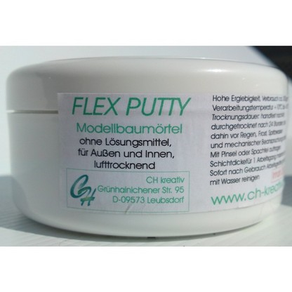 PAS1001 FLEX PUTTY Modellbaumörtel 250g
